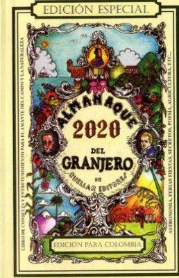 ALMANAQUE DEL GRANJERO 2021