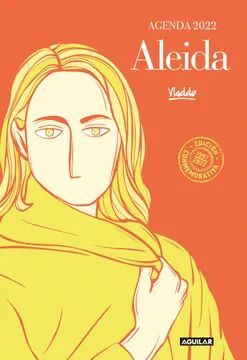 AGENDA ALEIDA 2022 AMARILLA
