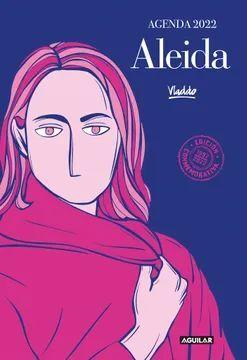 AGENDA ALEIDA 2022 AZUL