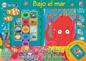 BAJO EL MAR- LECTOR MÁGICO