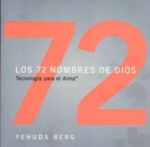 LOS 72 NOMBRES DE DIOS - KABBALAH