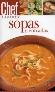 SOPAS Y ENTRADAS