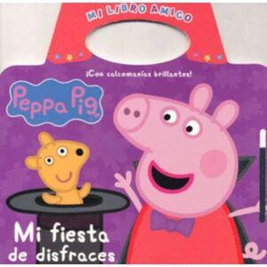 PEPPA PIG. MI FIESTA DE DISFRACES