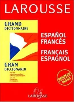 GRAN DICCIONARIO FRANCÉS - ESPAÑOL Y V.V.
