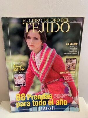 EL LIBRO DE ORO DEL TEJIDO