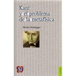 KANT Y EL PROBLEMA DE LA METAFÍSICA