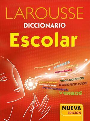DICCIONARIO ESCOLAR NVA ED.