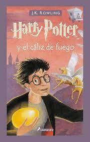 HARRY POTTER Y EL CÁLIZ DE FUEGO (TD)