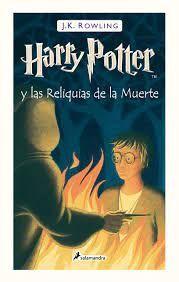 HARRY POTTER Y LAS RELIQUIAS DE LA MUERTE (TD)