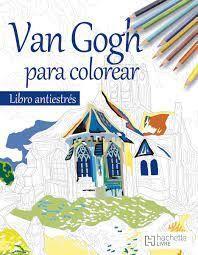 COLOREA A VAN GOGH