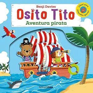 OSITO TITO AVENTURA PIRATA