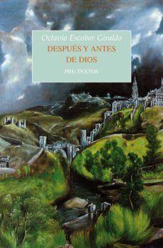 DESPUÉS Y ANTES DE DIOS