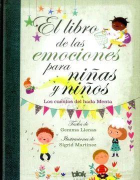 LIBRO DE LAS EMOCIONES PARA NIÑAS Y NIÑOS