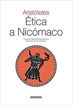 ETICA A NICOMACO  GREDOS