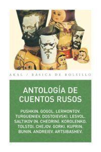 ANTOLOGIA DE CUENTOS RUSOS