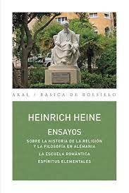 ENSAYOS. SOBRE LA HISTORIA DE LA RELIGION Y LA FILOSOFIA EN ALEMANIA