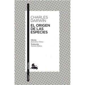 EL ORIGEN DE LAS ESPECIES CHARLES DARWIN