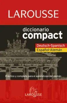 DICCIONARIO COMPACT  ESPAÑOL /ALEMÁN Y V.V. N.E.