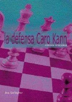 APRENDA APERTURAS DEFENSA CARO KANN