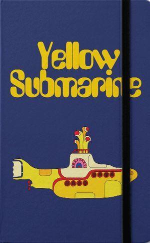 NOTEBOOK YELLOW SUBMARINE