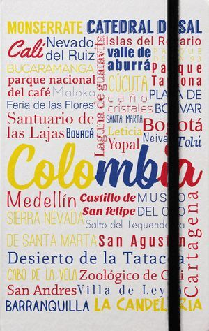 NOTEBOOK COLOMBIA BLANCO