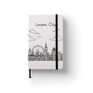 NOTEBOOK LONDON CITY