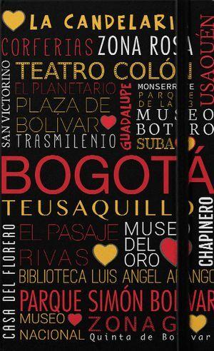 NOTEBOOK BOGOTA NEGRO