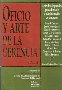 OFICIO Y ARTE DE LA GERENCIA T 2