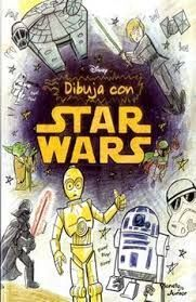 DIBUJA CON STAR WARS