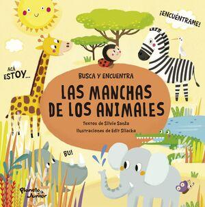 LAS MANCHAS DE LOS ANIMALES