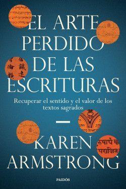 EL ARTE PERDIDO DE LAS ESCRITURAS