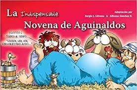 LA INDISPENSABLE NOVENA DE AGUINALDOS