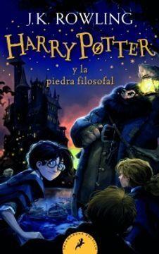 HARRY POTTER Y LA PIEDRA FILOSOFAL 1