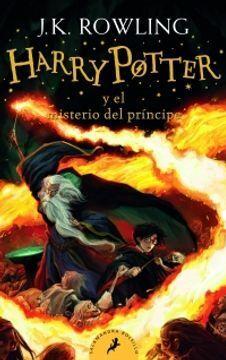 HARRY POTTER Y EL MISTERIO DEL PRÍNCIPE 6