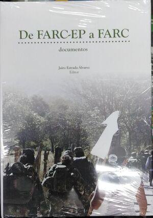 DE FARC-EP A FARC
