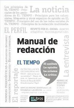 MANUAL DE REDACCION EL TIEMPO