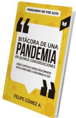 BITÁCORA DE UNA PANDEMIA EN QUINCE CONVERSACIONES