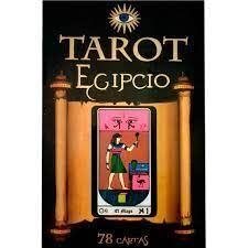 LIBRO TAROT EGIPCIO - G