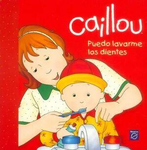 CAILLOU- PUEDO LAVARME LOS DIENTES