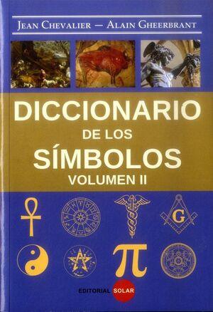 DICCIONARIO DE LOS SIMBOLOS VOLUMEN I Y II