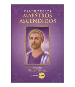 ORACULO DE LOS MAESTROS ASCENDIDOS
