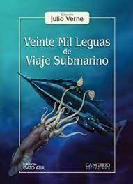 VEINTE MIL LEGUAS DE VIAJE SUBMARINO-CANG-CC VERNE