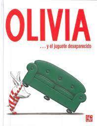OLIVIA... Y EL JUGUETE DESAPARECIDO
