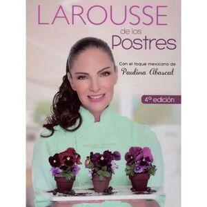 LAROUSSE DE LOS POSTRES-PAULINA