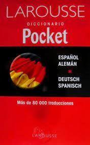 DICCIONARIO POCKET ESPAÑOL / ALEMÁN Y V.V.