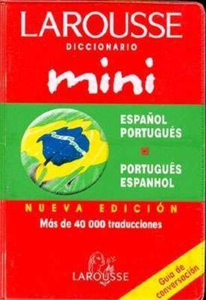DICC. MINI PORTUGUÉS - ESPAÑOL