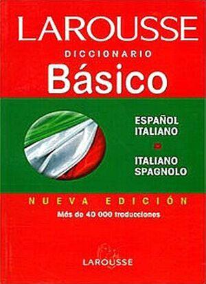 DICCIONARIO BÁSICO ESPAÑOL / ITALIANO Y V.V.