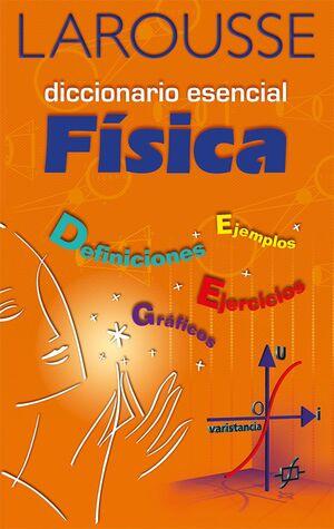 DICCIONARIO ESENCIAL DE FÍSICA