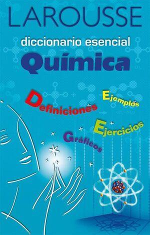 DICCIONARIO ESENCIAL DE QUÍMICA