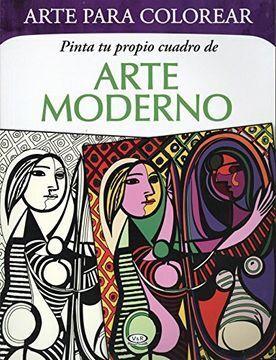 PINTA TU PROPIO CUADRO DE ARTE MODERNO